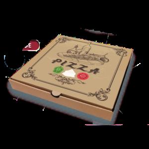 Κουτιά Πίτσας